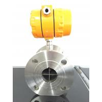 Chemical Industry Wide Range Pulse Output Turbine Flow Meter For Air