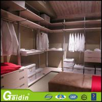 China hottest aluminum profile bedroom furniture closet cabinet organizers cloth modular wardrobe wholesale