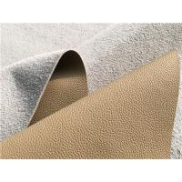 China Composition Leather for aircraft , upholstery sofa with any colors availiable wholesale