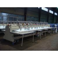 China Sweat Suits / Robes Embroidery Sewing Machine Computerized With 10 Inch Monitor on sale