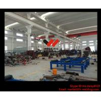 China Horizontal type H-beam Assembly & Welding Integrating Machine for H Beam Production Line wholesale