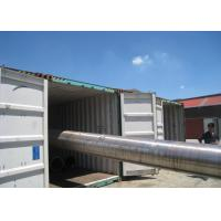 China Boiler 18'' SCH 80 Seamless Alloy Steel Pipe ,  ASTM A335 Grade P11 Seamless Alloy Pipe wholesale