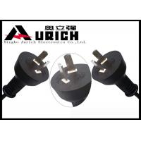 China 2 Pin Plug Argentina IEC C7 Power Cord IRAM 2063 Standard For Home Appliance on sale