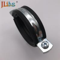 Buy cheap Metal Pipe Holding Clamps Steel Clamps For Pipes Split Pipe Clamp from wholesalers