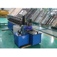 China Free Forging Door Frame Roll Forming Machine , Steel Door Frame Making Machines on sale