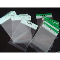 Quality OPP Cellophane Gift Bag Transparent OPP / BOPP Self Sealing Packaging for sale