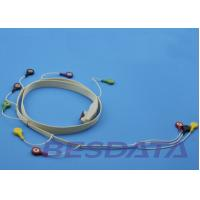 China Compatible Mortara 10 Lead ECG Cable , 10 Lead ECG Electrode Placement TP3250 wholesale
