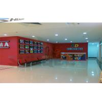China Audio-visual 5D Movie Cinema With Snow / Bubble / Lightning Special Effect wholesale