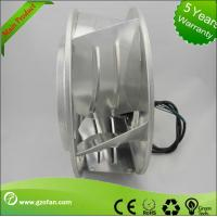 China Backward Curved EC Centrifugal Fans Blower For Equipment Cooling CE Approved wholesale