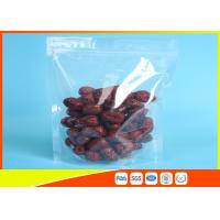 China Clear Reclosable Stand Up Ziplock Bags Plastic Seal Zip Lock Bags Poly Bag wholesale