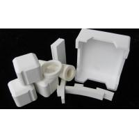 China Wear Resistant Corundum Refractory Ceramic Board / Tube For Building Materials wholesale