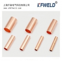 China GT type Copper Connecting Pipe Copper Connecting Terminal wholesale