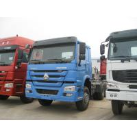 China 420hp Ten Wheels Prime Mover Truck HOWO One Bunk With External Force Resistance wholesale