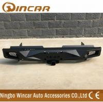 China Standard Size Steel Rear Bumper For Hilux Revo 2015-2018 Black Color wholesale