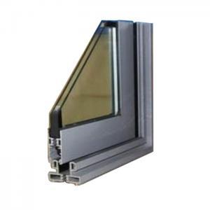 China ISO3834 6000 Series T6 Aluminium Window Frame Profiles wholesale