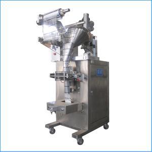 China Stainless Steel Bag Filling Machine 15g 30g 100g Automatic Washing Powder Packing Machine wholesale