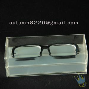 China BO (35) acrylic ice cream cone display case wholesale