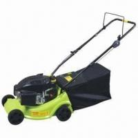 China Lawn Mower with 400mm Cutting Width and 3.5hp Rated Power wholesale