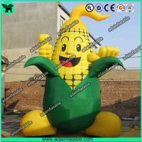 China Vegetable Events Inflatable Replica Advertising Inflatable Corn Model wholesale