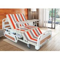 China ABS Side Rails Manual Adjustable Bed 250KG Load Capacity 5 Function wholesale