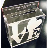 China acrylic suggestion/donation/complaint boxes custom in China wholesale