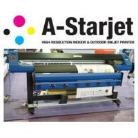 Quality UV Large format printer of A-Starjet 7702 UV printer with1.8M Width for sale