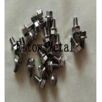 Buy cheap OEM Anodized Titanium Torx Screws / Racing Bike Motorcycle Bolts Torx Security Screws from wholesalers