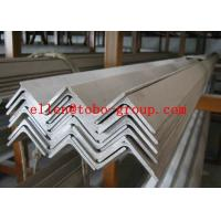 China SS316 Angle Bar AN 8550 Grade: Stainless Steel 316 Size: 75×75×6MM×6M wholesale