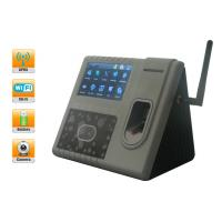 China Web GPRS GSM Biometric Facial Recognition Time Attendance System with fingerprint reader on sale
