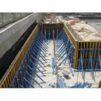 China steel concrete wall formwork system wholesale