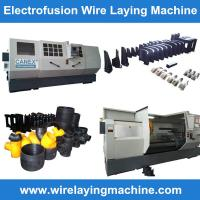 China PE electrofusion fittings wire laying wholesale