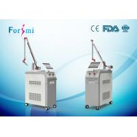 China Factory offer laser tattoo removal prices yag machine q switch laser for sale on sale