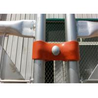 China Environmentally Friendly HDG Temporary Fence Security Metal Fence Panels wholesale