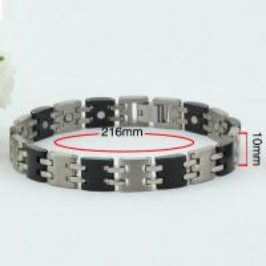 China 2016 China manufacturer china wholesale germanium negative ion power bracelet wholesale