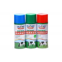 China Eco Friendly Acrylic Washable Sheep Marker Spray Tail Paint For Cows wholesale