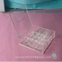 China BO (137)clear acrylic watch display case wholesale