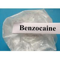 China Benzocaine Hydrochloride Local Anesthetic Agents Benzocaine HCl CAS NO 23239-88-5 wholesale