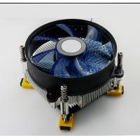 China Tower Heatpipe Intel Quiet CPU Cooler 12V Low Power Built In Leds wholesale