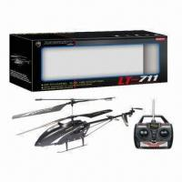China 3.5-channel RC Helicopter with Gyro and Camera, Measures 62 x 9 x 22.5cm wholesale
