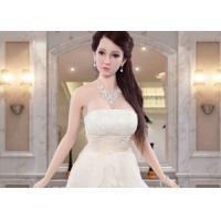 Buy cheap Silicone Sex Doll with Implanted Hair OEM factory free shipping 165cm Full size from wholesalers