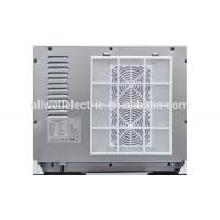 17L mini glass door thermoelectric small refrigerator price for hotel