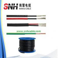 China Solar pv cables PV1-F 1*4mm2 / 2*4mm2 / 1*6mm2 wholesale
