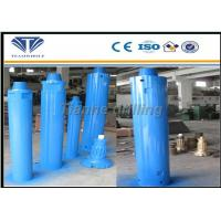 Buy cheap Foundation Piling Down Hole Hammer 406mm External Diameter Gold Color from wholesalers