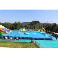 China Popular Inflatable Water Activities , Amusement Water Parks With CE Certificate wholesale