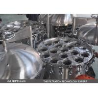 China Industrial Quick Opening of the Liquid Multi-bag filter housing and filter bag on sale