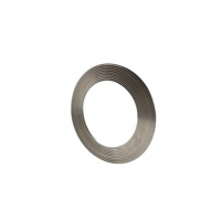 """China MONEL400 Graphite Serrated Gaskets , 1/2"""" Size Hand Holes O RING Gasket wholesale"""