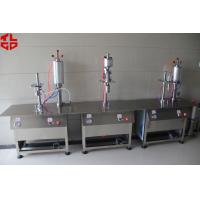 China Body Spray / Deodorant Aerosol Filling Machine wholesale