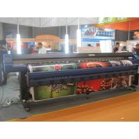 Quality Cmyk Color Print Wide Format Inkjet Printer With High Speed And Resolution for sale