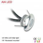 China 1x3W DC12V IP67 outdoor LED spot light/ led underground light/led floor light/outdoor led lamp wholesale