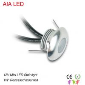 China Hot sell 1x3W 12V IP67 outdoor LED spot light/ led underground light/led floor light wholesale